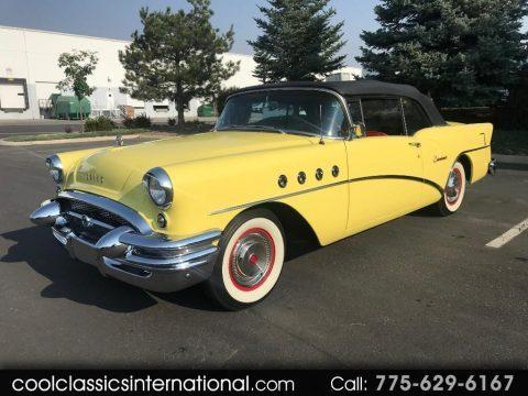 1955 Buick Century Convertible zu verkaufen