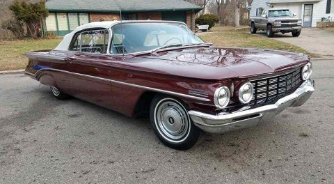 1960 Oldsmobile Super 88 Convertible zu verkaufen