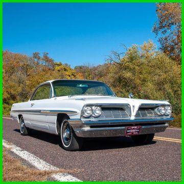1961 Pontiac Bonneville zu verkaufen