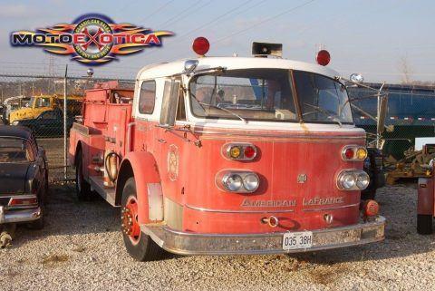 1964 American LaFrance Series 900 zu verkaufen