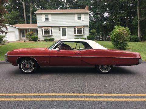 1968 Pontiac Bonneville Convertible zu verkaufen