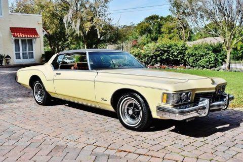 1973 Buick Riviera zu verkaufen