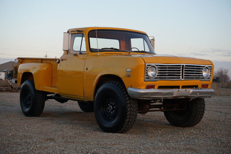 1973 International Harvester 1210