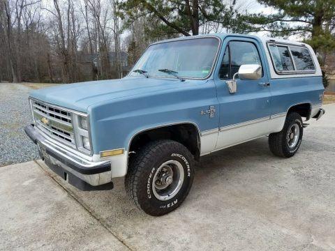 1985 Chevrolet Blazer zu verkaufen