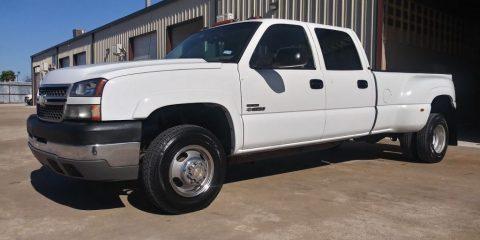 2005 Chevrolet Silverado 3500 LT zu verkaufen