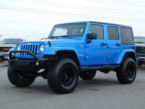 2014 Jeep Wrangler zu verkaufen