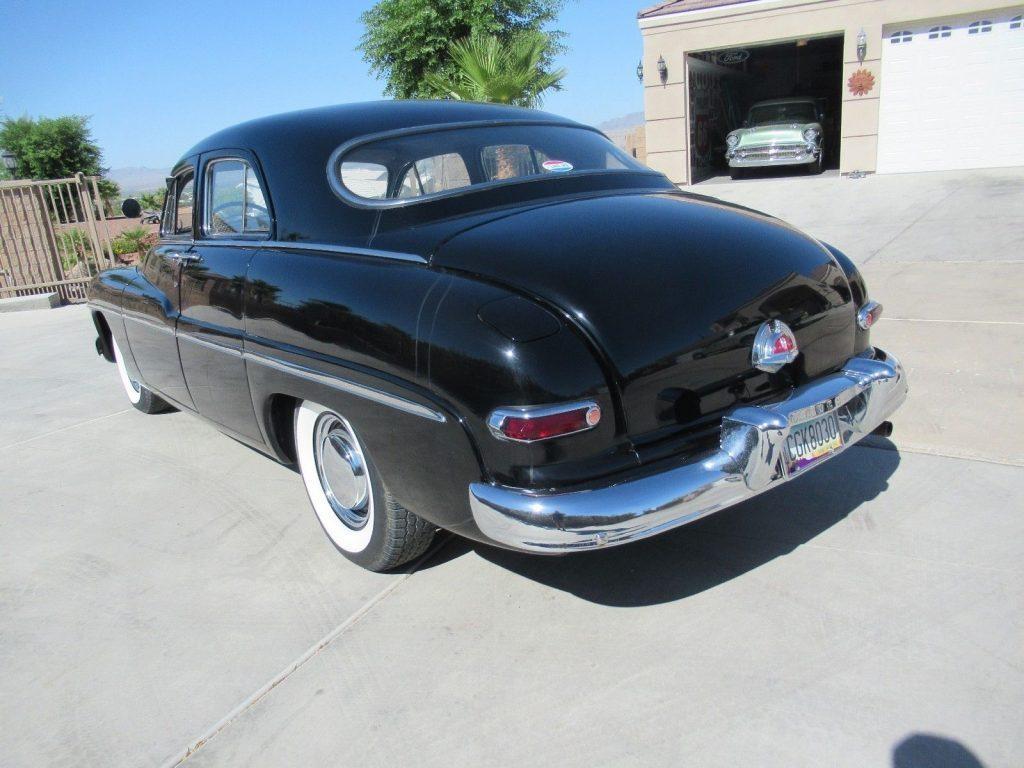 1950 Mercury 4-door Sedan