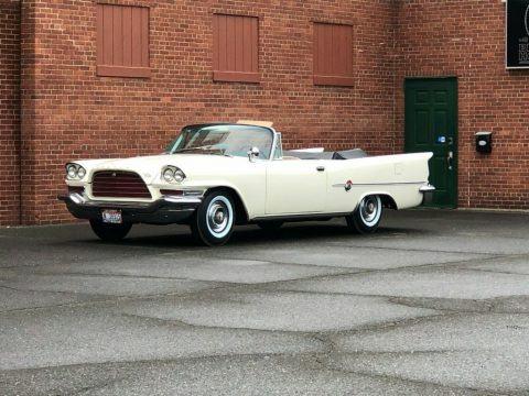1959 Chrysler 300E Convertible zu verkaufen
