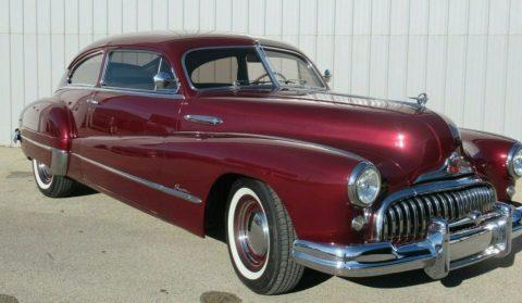 1947 Buick Super Sedanette zu verkaufen