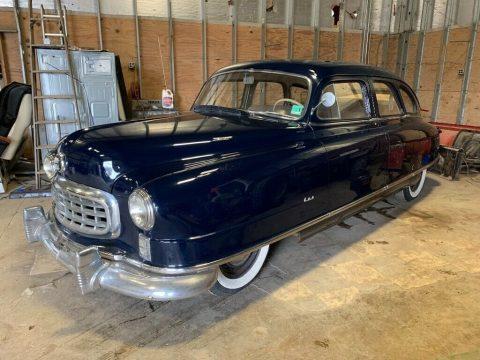 1949 Nash 600 zu verkaufen