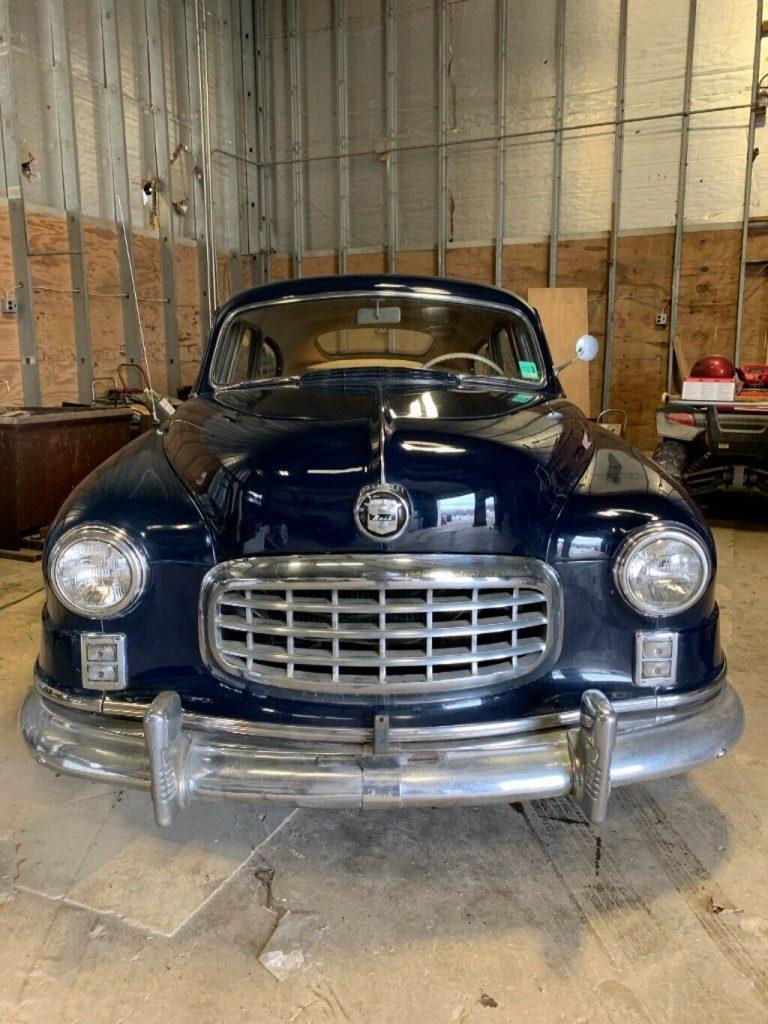 1949 Nash 600