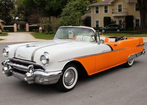1956 Pontiac Starchief Convertible zu verkaufen