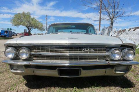 1962 Cadillac DeVille zu verkaufen