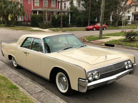 1962 Lincoln Continental zu verkaufen