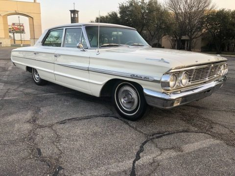 1964 Ford Galaxie zu verkaufen