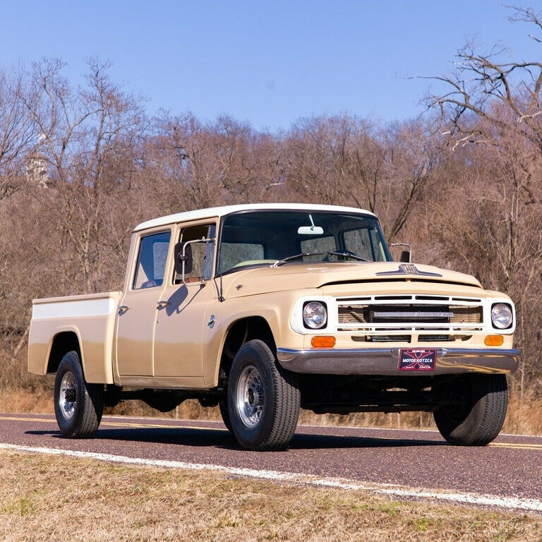 1968 International Harvester Travelette