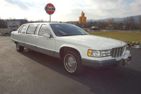 1994 Cadillac Fleetwood Brougham zu verkaufen