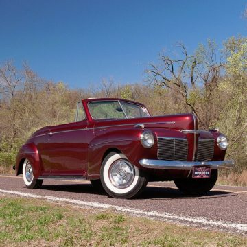 1941 Mercury Eight Convertible zu verkaufen