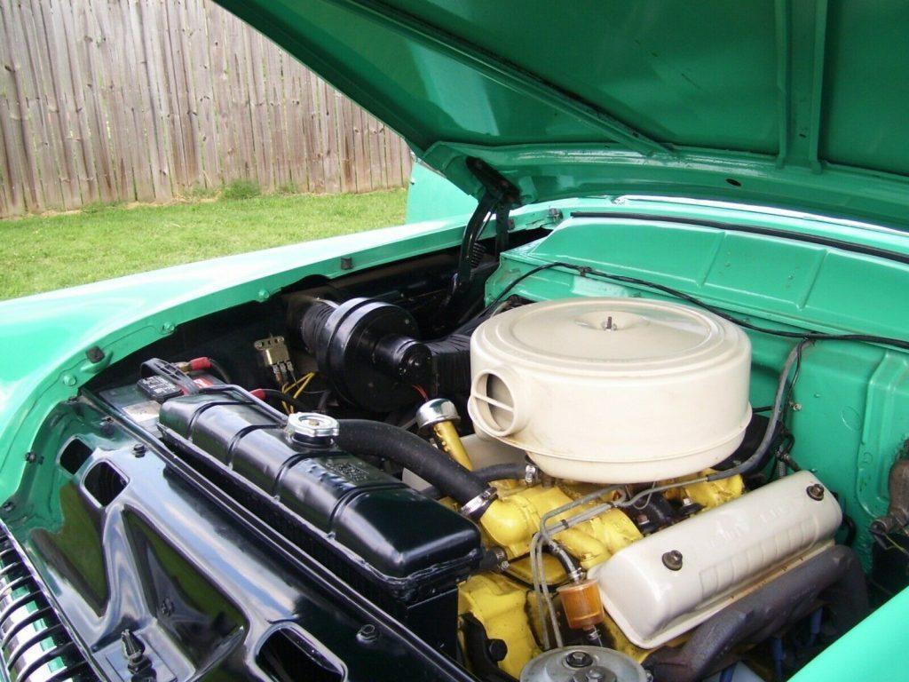 1955 Mercury Monclair Convertible