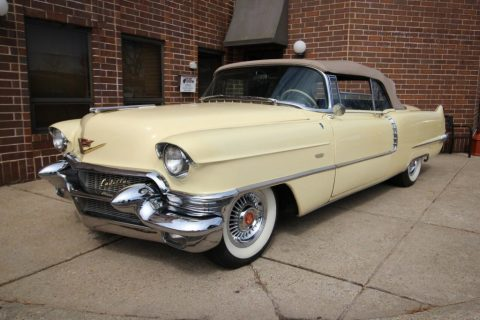 1956 Cadillac Series 62 Convertible zu verkaufen