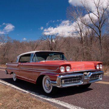 1958 Mercury Monterey zu verkaufen