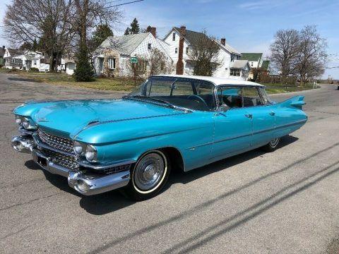 1959 Cadillac Sedan DeVille zu verkaufen