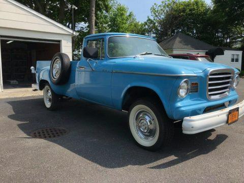 1960 Studebaker Champ zu verkaufen