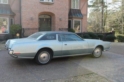 1972 Lincoln Continental Mark IV zu verkaufen
