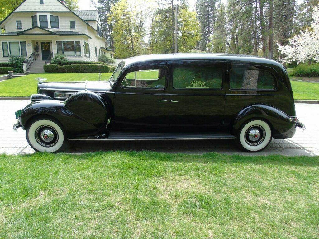 1939 Packard Super 8
