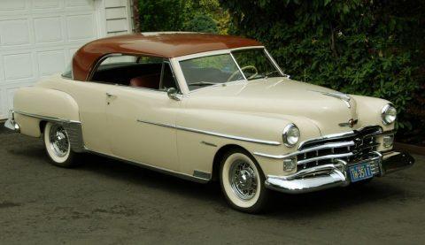 1950 Chrysler Windsor zu verkaufen
