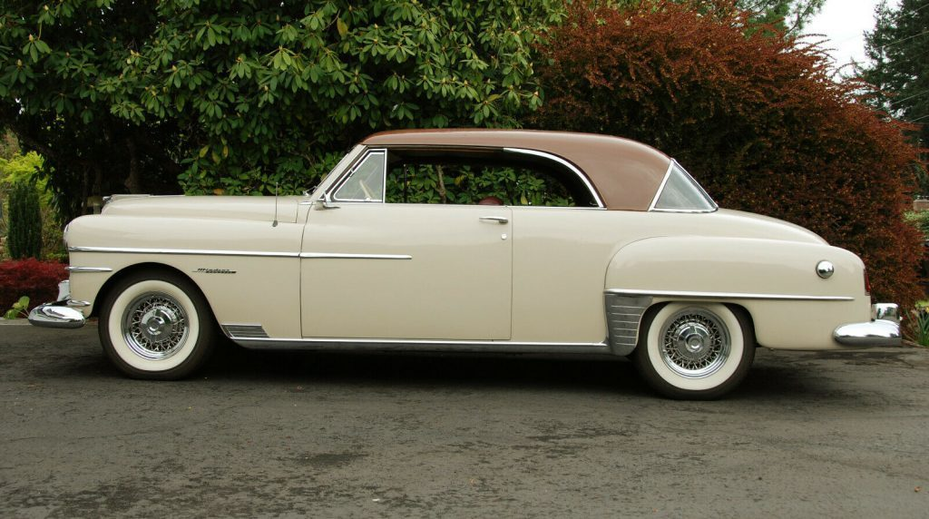 1950 Chrysler Windsor