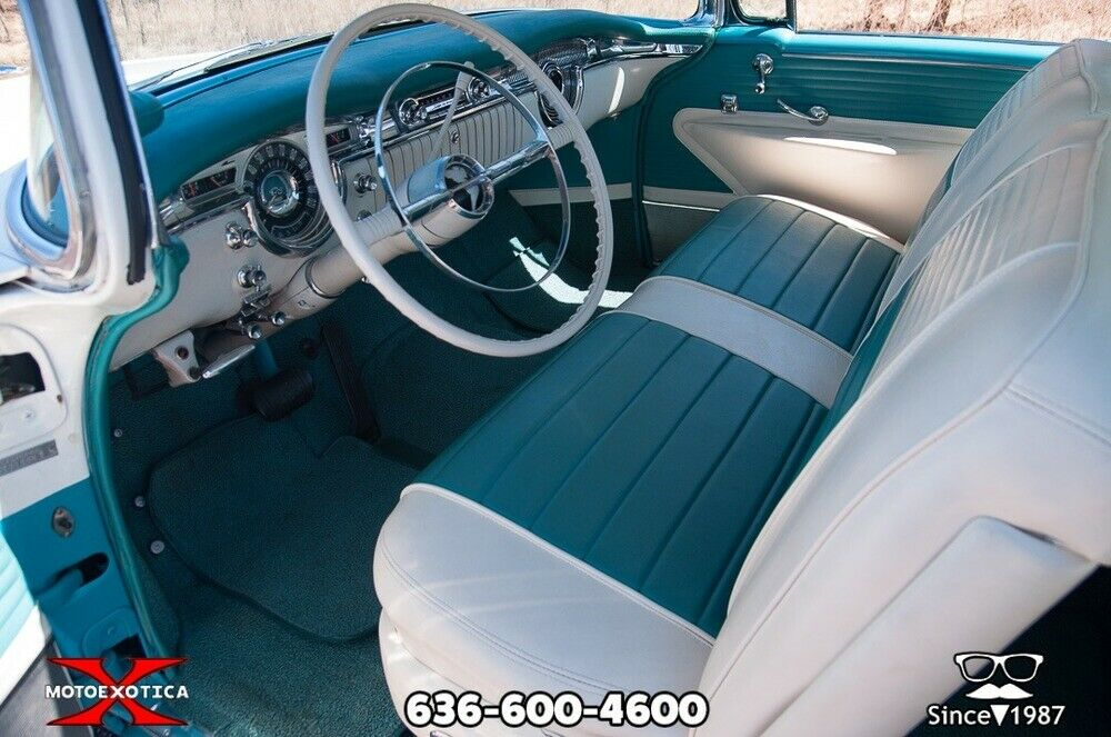 1955 Oldsmobile 98 Holiday Coupe