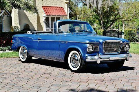 1960 Studebaker Lark Convertible zu verkaufen