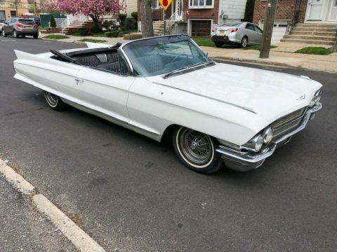 1962 Cadillac DeVille Convertible zu verkaufen