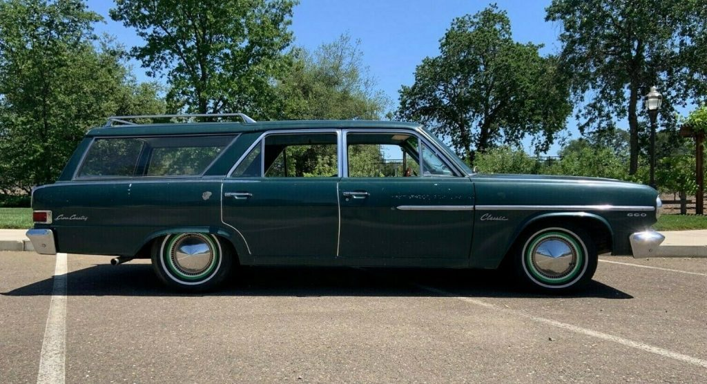 1965 AMC Cross Country