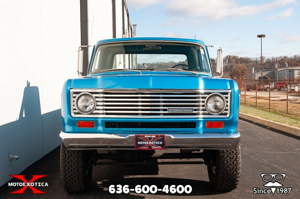 1974 International Harvester 200