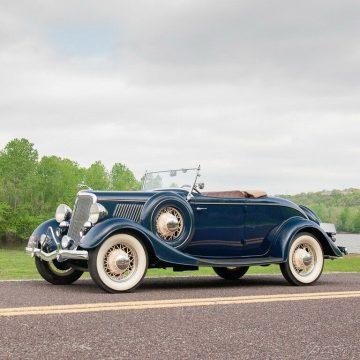 1934 Ford Model 40 Deluxe Roadster zu verkaufen