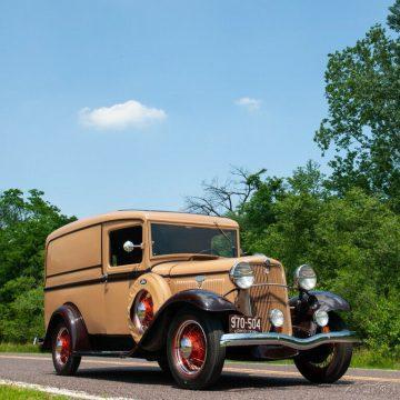 1934 Ford Panel Truck zu verkaufen