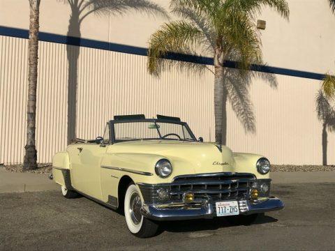 1950 Chrysler New Yorker Convertible zu verkaufen