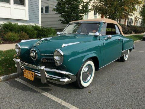 1951 Studebaker Champion Regal Convertible zu verkaufen