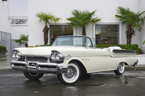 1957 Mercury Monterey Convertible zu verkaufen