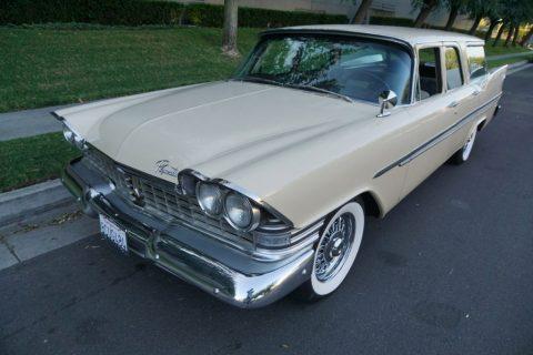 1959 Plymouth Suburban zu verkaufen