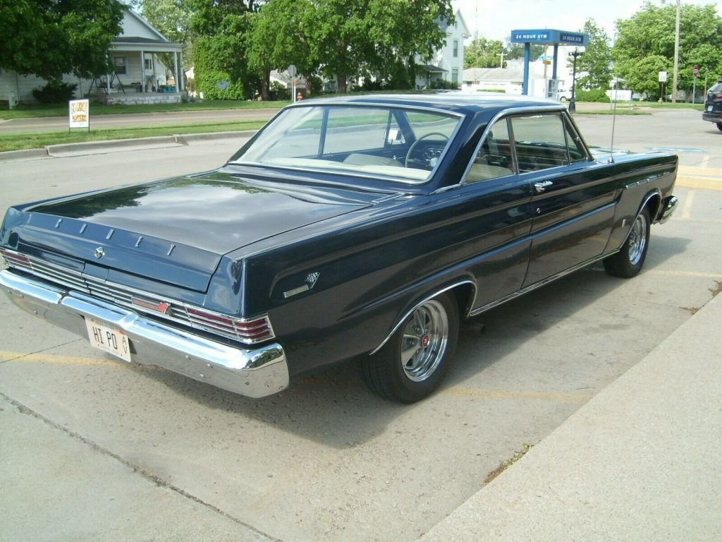 1965 Mercury Comet Cyclone