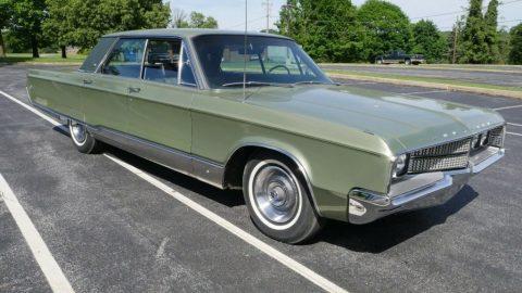 1968 Chrysler New Yorker zu verkaufen