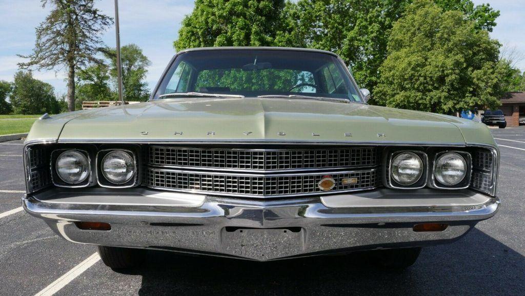 1968 Chrysler New Yorker