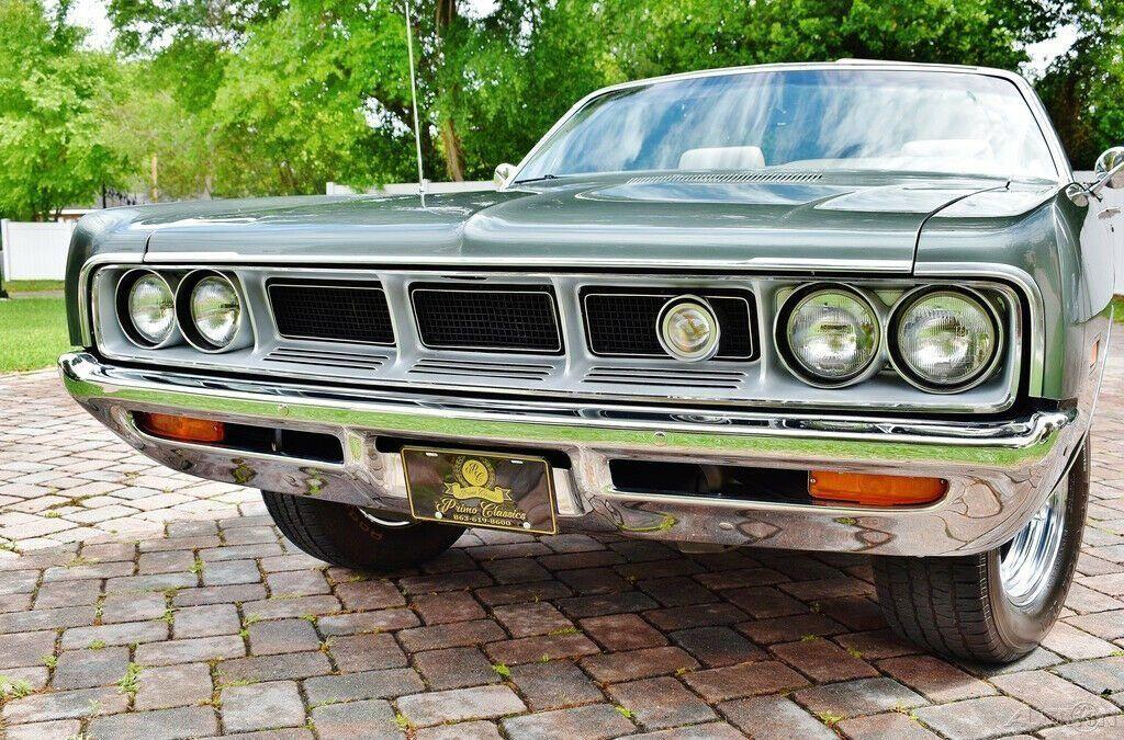 1969 Dodge Polara 500 Convertible