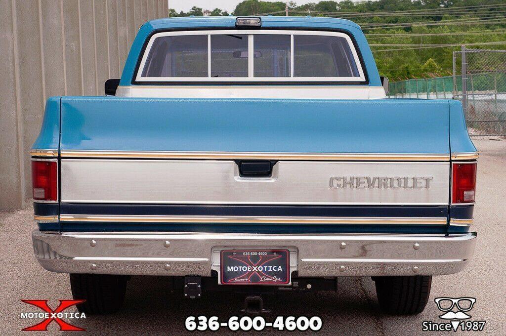 1977 Chevrolet C20