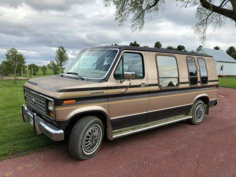 1983 Ford Econoline zu verkaufen