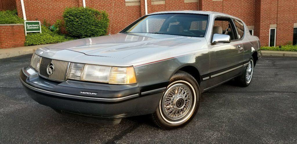 1988 Mercury Cougar LS