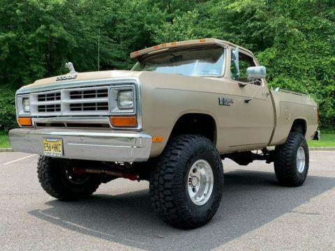1990 Dodge W150 zu verkaufen
